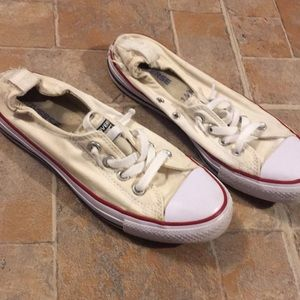 Converse sneakers size women's 8